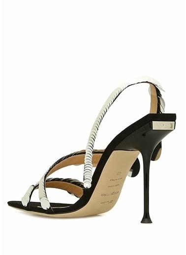 Sergio Rossi Ayakkabı Gümüş